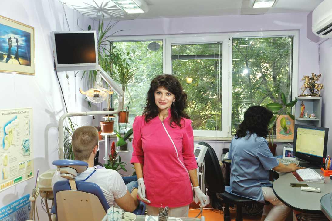 Стоматологичен кабинет на МЦ Д-р Домусчиеви